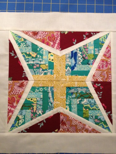 QuiltCon block